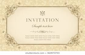Sample Invitation Cards Royalty Free Invitation Card Design Stock Images Photos