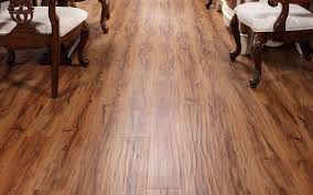 image of luxury vinyl plank flooring home