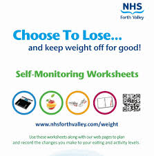 Weight Loss Worksheets