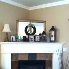 having hard time decorating deep corner fireplace pulled ideas how to build a mantel and surround how to build a corner fireplace