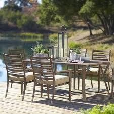 osh outdoor furniture covers. point reyes collection dining set from orchard supply hardware osh outdoor furniture covers h