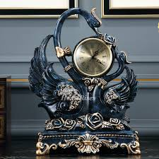 8 inch wall clock swan elephant cool