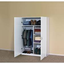 Wood Wardrobe Closet Walmart Roselawnlutheran And Interesting Small Wardrobe  Closet (View 20 of 20)