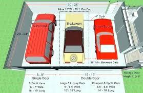 two car garage size 3 car garage dimensions two car garage dimensions normal garage size average two car garage size
