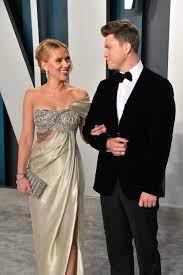 Inside Colin Jost and Scarlett ...