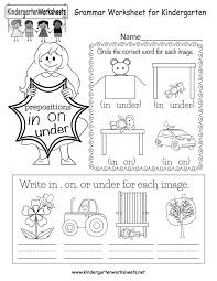 The 25+ best English worksheets for kindergarten ideas on ...