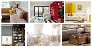 tiny living furniture. 23 Clever Tips To Make Your Tiny Living Room Look Bigger Furniture D