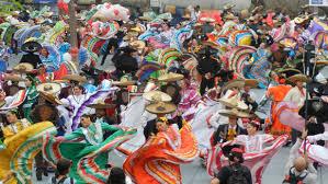 mexican people dancing. Beautiful People Video Mexican Dancers Set New World Record In Guadalajara In People Dancing