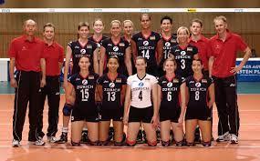 Almanya kadın millî voleybol takımı - Vikipedi