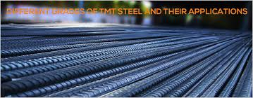 Indian Steel Grades Chart Different Grades Of Tmt Steel And Their Application