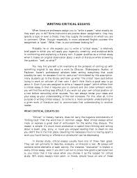 describe essay example template describe essay example