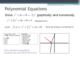 10 polynomial equations