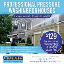pressure washing atlanta. Exellent Washing Splashpowercleaningoffer And Pressure Washing Atlanta S