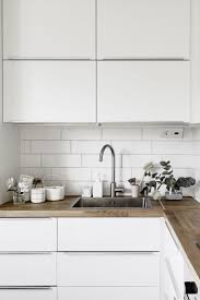 Best  White Wood Kitchens Ideas On Pinterest - White modern kitchen