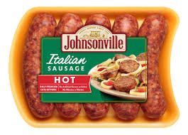 fresh italian hot sausage links