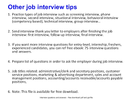 Behavior Based Interview Questions And Answers Monsanto Company Interview Questions And Answers