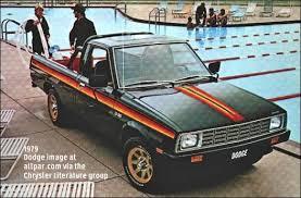 Dodge Ram 50: Mitsubishi built compact pickup