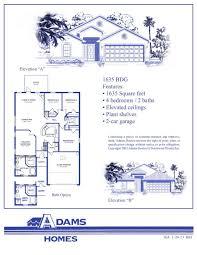adams homes floor plans. Bold Design 10 Adams Homes Floor Plans 4 Bedrooms 2320 D