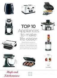 top kitchen appliances appliance brands best stainless steel high end applia