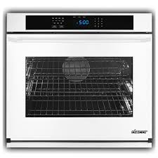 dacor renaissance self cleaning convection single electric wall oven white common