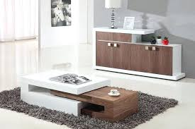 gloss white coffee table solar high gloss white and walnut coffee table with brown rugs book