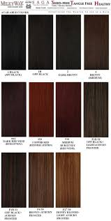 Kanekalon Braiding Hair Color Chart Hair Color Chart In 2019 Hair Color For Black Hair Weave