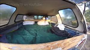 Perfect Truck Camping Setup with A C