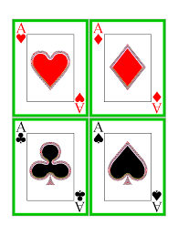 Printable Playing Card Free Free Playing Cards Images Download Free Clip Art Free