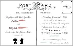 Vintage Invitation Template Amazing Vintage Postcard Wedding Invitation Templates Template Airmail