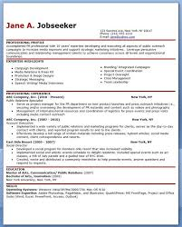 public relations sample resume sample resume for public relations officer creative resume design