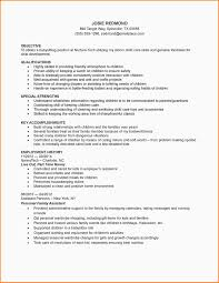 babysitting skills resume cipanewsletter 9 babysitter resume skills nypd resume