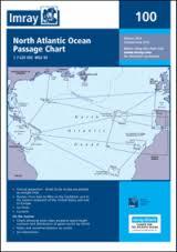 Imray Chart 100 Imray 100 Atlantic Ocean Passage Chart
