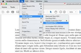 How To Reduce The Size Of A Pdf File Compress Reduce A Pdf When Documents Exceed The File Size Limit