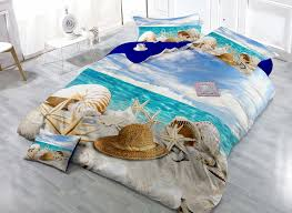 beach themed single duvet cover sweetgalas