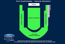 Jam In The Valley Seating Chart Seating Charts Ictickets