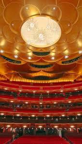 Metropolitan Opera House Seating Chart Lincoln Center