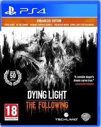 Dying Light Register Amazon Com Dying Light The Following Enhanced Edition Ps4