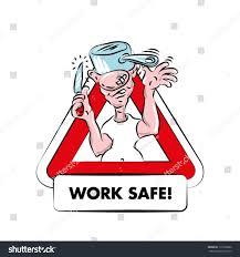 Kitchen Safety Cartoon Pictures