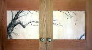stained glass pantry door custom pantry doors custom stained glass patterns for pantry doors
