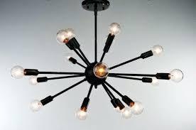 living room 18 spoke sputnik chandelier stilnovo light starburst white orb bronze kitchen portable outdoor flush