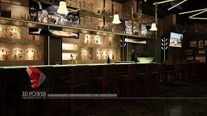 ... 3d-architectural-design-studio-interior-bar ...