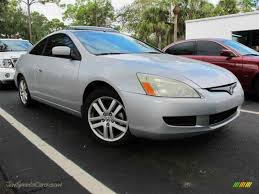 2003 Honda Accord EX V6 Coupe in Satin Silver Metallic - 036433 ...