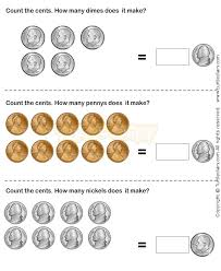 Counting Pennies  Nickels  Dimes besides  besides  also Free money counting printable worksheets   Kindergarten  1st grade also 17 Kindergarten Money Worksheets  Gallery For Counting Money as well  likewise  in addition  together with Counting Pennies  Nickels  Dimes besides Free Math Money Worksheets 1st Grade moreover Canadian Money Worksheets. on pennies worksheet for kindergarten