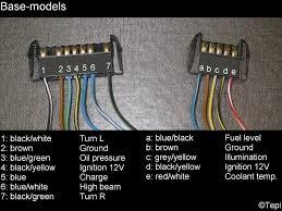 escort mk2 dash wiring