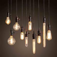 edison pendant lighting. Vintage Edison Bulb Pendant Lamp Chandeliers Ceiling Single Lighting For Dining Room