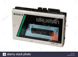 sony walkman cassette player. sony walkman wm-22 stereo cassette player