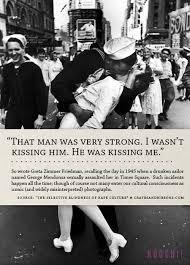 sailor kissing nurse marks the end of world war ii
