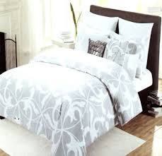 jacquard quatrefoil duvet cover set glimmer silver grey dkny willow duvet cover grey dkny willow duvet