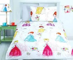 princess comforter sets bedding girls picture design set kids dreams horse toddler queen muddy girl