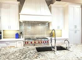 Backsplash For Bianco Antico Granite Cool Decorating